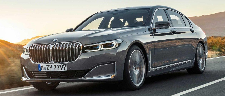 BMW a lansat noul model seria 7