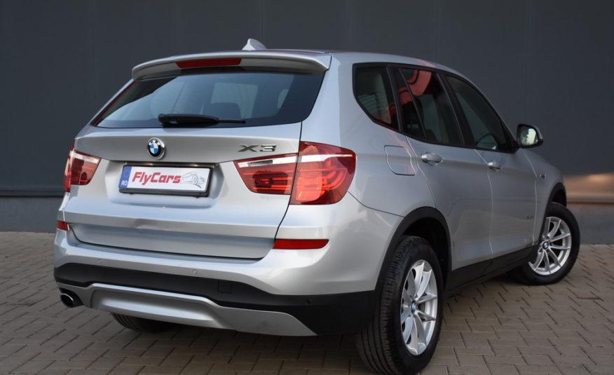 BMW X3 xDrive 2015