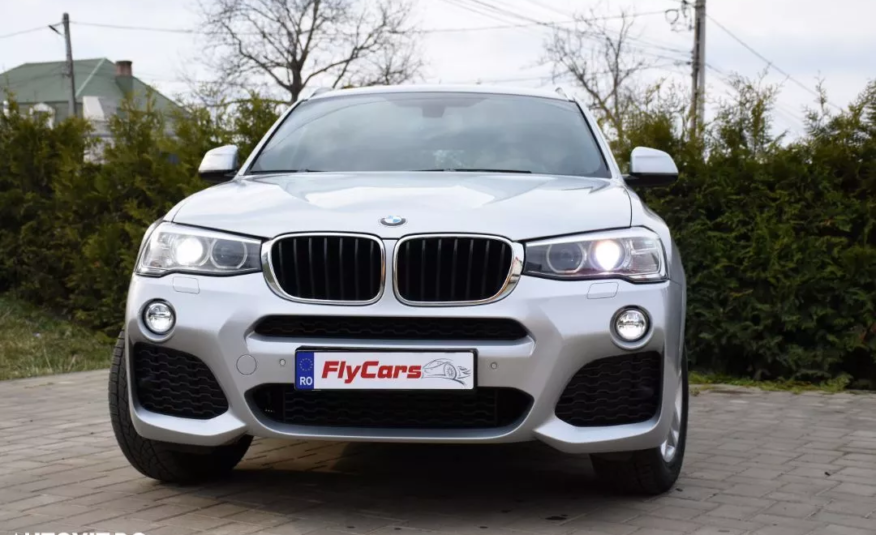 BMW X4 xDrive 2015