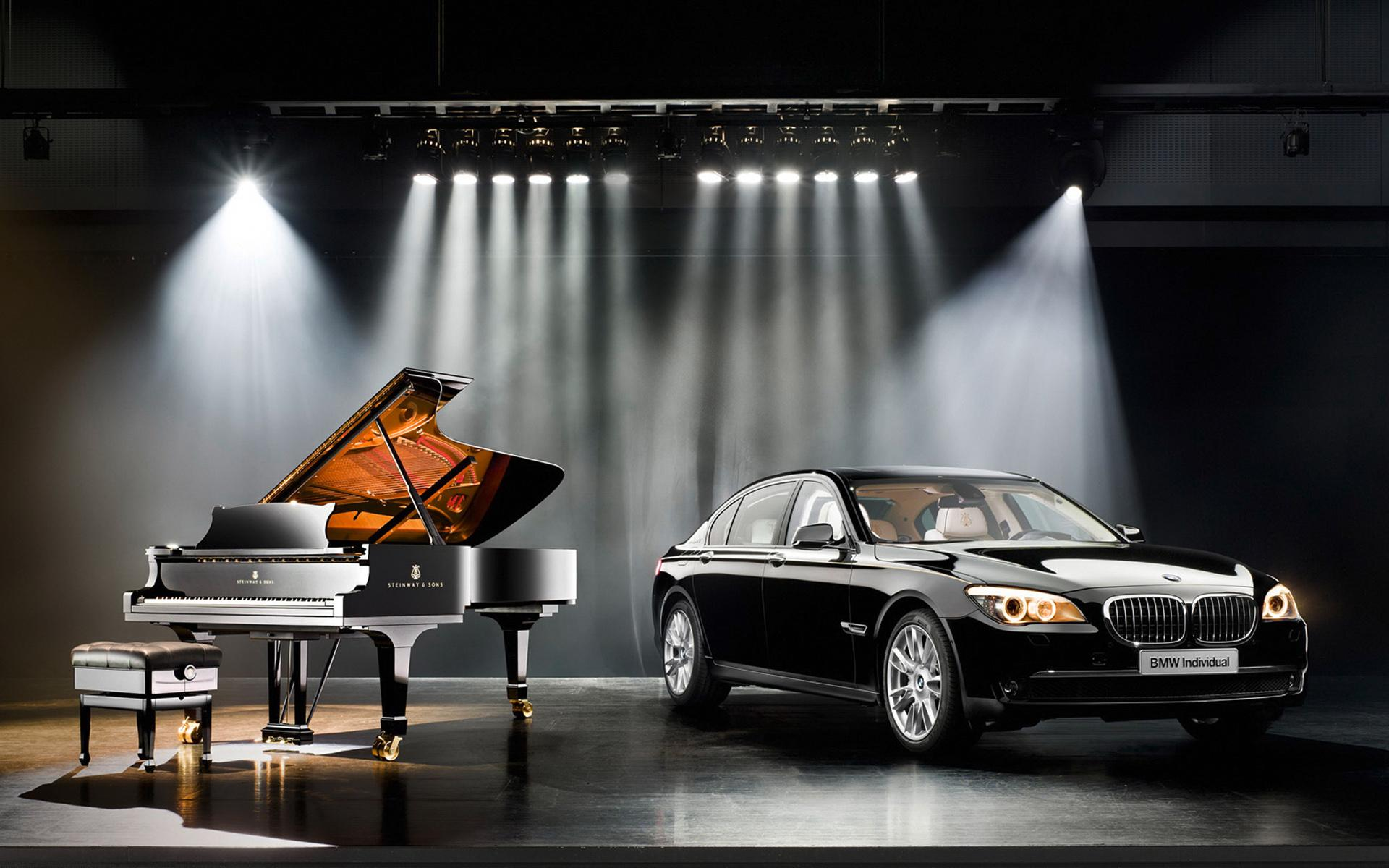 BMW Piano