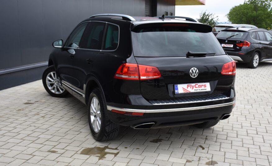 Volkswagen Touareg 2015