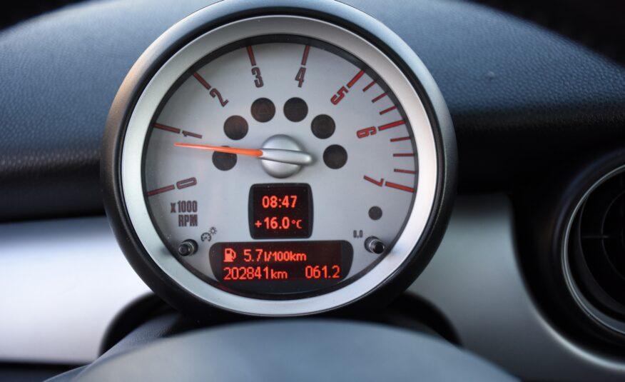 Mini Cooper 1.6 Diesel 2007