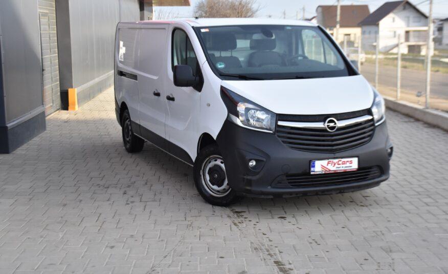 Opel Vivaro L2H1 1.6 CDTI  2017