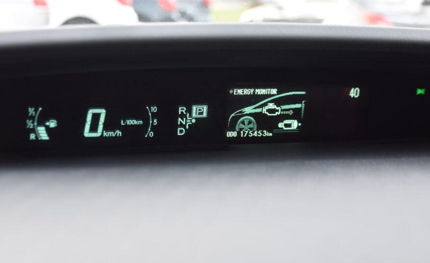 Toyot Prius 2012 Hybrid