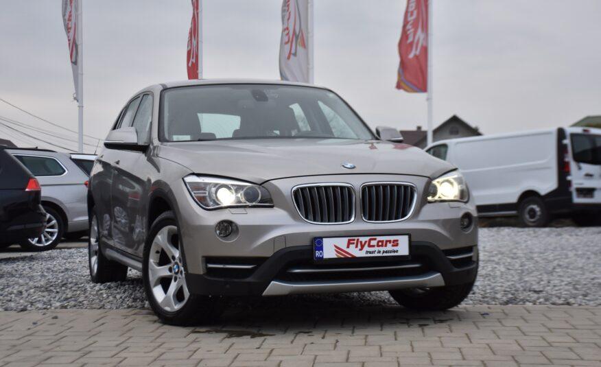BMW X1 2012  xDrive25d xLine