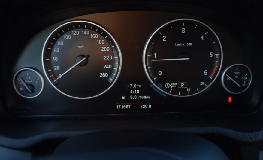 BMW X3 xDrive 2012