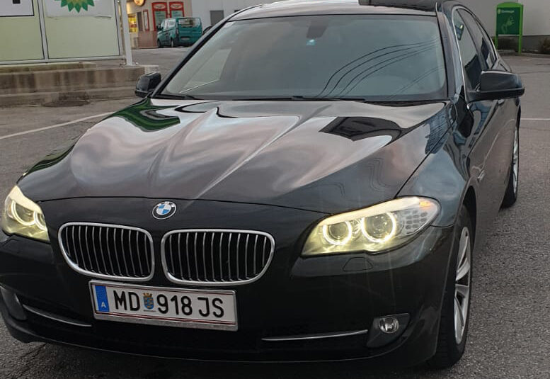 BMW Seria 5 F10 2013