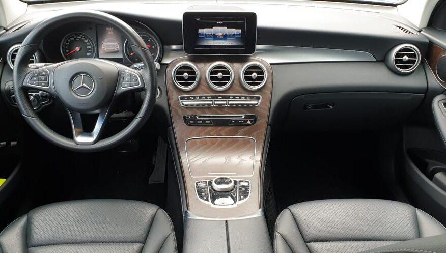 Mercedes-Benz GLC-class Coupe GLC 250 d 4Matic 2018