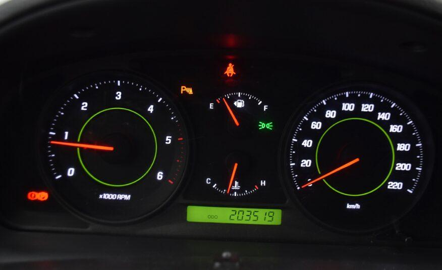 Chevrolet Captivva 2010